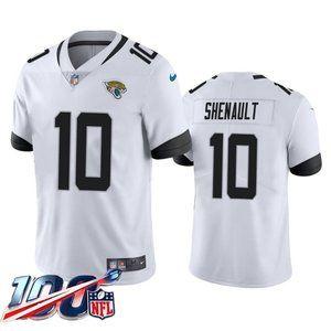 Jacksonville Jaguars Laviska Shenault White Jersey